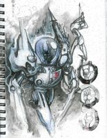 my roboho by ashman