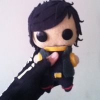 Fun ghoul plushie by KILLJOYMCRgirl