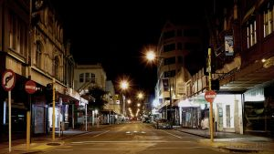 Midnight On Cuba St by lordlucan