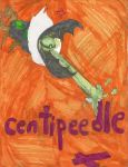 Centipeetle Not Peedle by kingofthedededes73