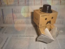 Mr Danbo: Sunday morning by eivven