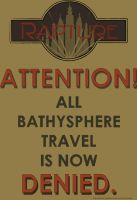 Rapture Transit Authority by Crome676