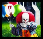 Pennywise by mario-freire