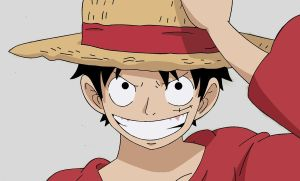 Monkey D Luffy after timeskip -Paint- by Twin-Gamer