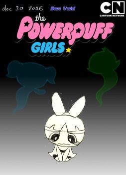 PPG16 Mock Comic Cover ~ Powerpuff's Quest Part 2 by Son-Void