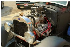 Ford Rat Rod Engine by TheMan268