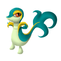 Snivy Commission by Brookreed