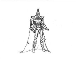 Batman Elseworlds Redesign by The-Middnite-Hawk