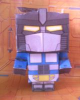 Diaclone Ultra Magnus by Darknlord91