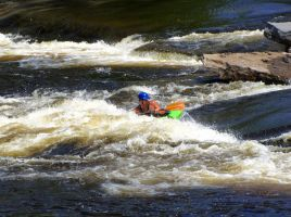 White Water Watertown 5 by Lectrichead