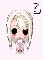 Isobel and Fifi chibi animated by KrisLiao
