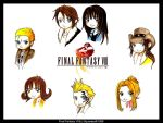 Final Fantasy VIII by narkAlmasy