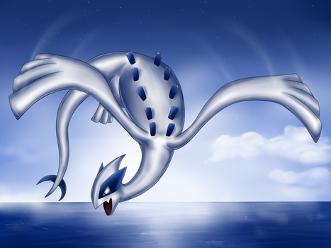 Guardian of the Sea by IcelectricSpyro