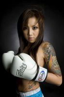 Maia Boxing by Arexer