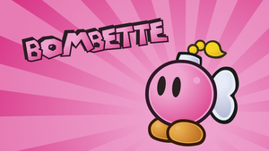 Bombette Wallpaper by Doctor-G