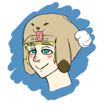 A Satisfied Blue by MafiaAlley