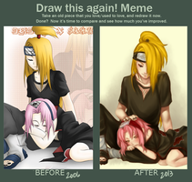 Draw This Again by ymira