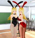 Bunny Girl Crystal Clones by Morphy-McMorpherson