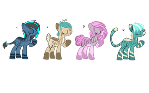 OPEN Mlp Adopts by C0smIIc