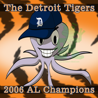 2006 ALCS Champs by slymonet