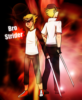 HS - Bro Strider by Gav-Imp