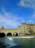 Up Above the Weir by EarthHart