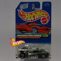 Treasure Hunt Twang Thang 1998 by idhotwheels