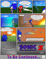 Sonic the Hedgehog Z #1 Pg.15 Apr 2013 Read Desc. by CCI545