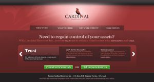 Cardinal Recovery Website by Uladk
