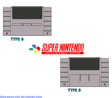 Super NES Cartridges by BLUEamnesiac