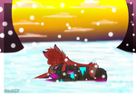 If I Lay Here .:WITH SPEEDPAINT:. by Krissi2197
