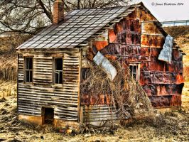 Beat Up Shack by jim88bro