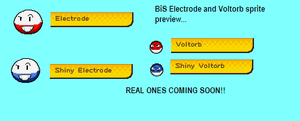 BiS Electrode-Voltorb Preview by Randomdude99