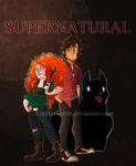 How to train your supernatural by TopHatTurtle