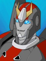 Transformers Outcasts: Bluestreak by SEZwho