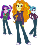 Rainbow Rocks - The Hoodlings by Givralix