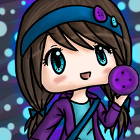 Buttons Youtube avatar ^_^ by Mangastar66