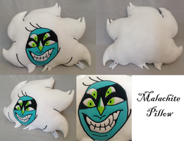 :SU: Malachite Pillow by MiharutheKunoichi