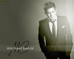 Michael Buble wallpaper by oldrich-jab-selner