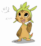 chespin chespin chespin by fqs
