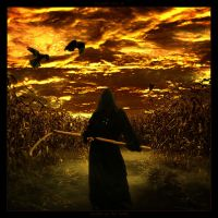 Reaper of the Rows by KYghost