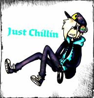 Just Chillin by Ask-RyanTheVampaneze