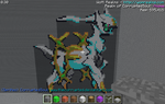 Minecraft Arceus by TheCorrupted