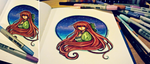 Emila: Copic Sketch by YuukiMONSTER