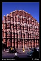 Hawa Mahal rld 02 by richardldixon