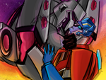 Do not move, autobot by murr-miay