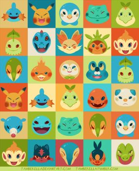 Starters Squared by TamberElla