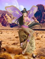 Desert fairy by Bloom2
