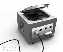 Gamecube by thechoirboy04