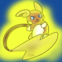 Pokecember day 29- Alolan Form by Usagi-Zakura